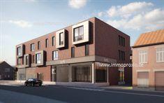 2 Nieuwbouw Appartementen te koop Deinze, Gaversesteenweg 60