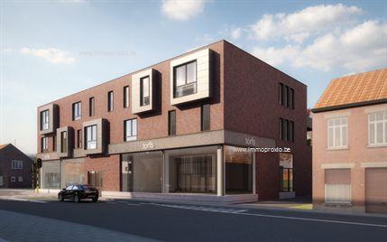 4 Nieuwbouw Appartementen te koop Deinze