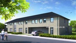 2 Nieuwbouw Huizen te koop Oostakker