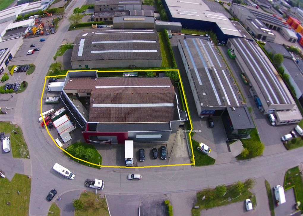 Bedrijfsgebouw te koop monnikenwerve 54 brugge ref 1050661 immo proxio - Mezzanine toren ...