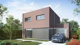 Nieuwbouw Huis in Wingene, De Gruyterdreef