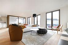 8 Appartements neufs a vendre à Gand