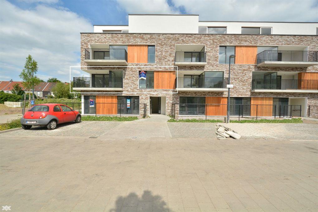 Nieuwbouw appartement te huur grote wede 10 gent ref for Huis met tuin te huur gent