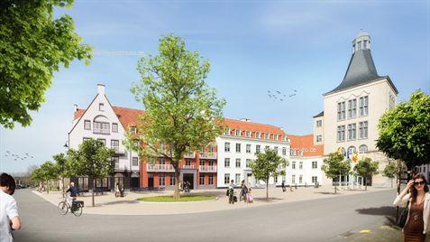 6 Nieuwbouw Appartementen te koop Knokke-Heist