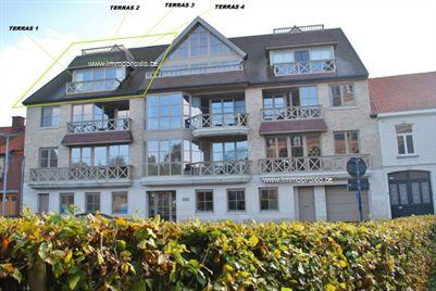 Appartement te koop in Staden