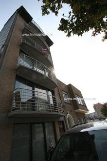 App 1 slaapkamer met slaaphoek te huur Nieuwpoort