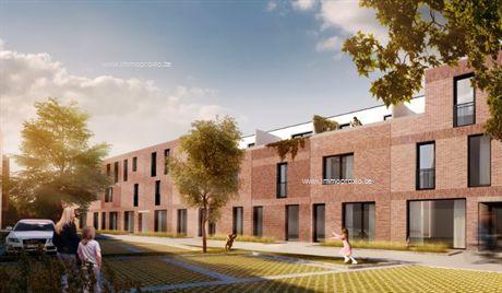 10 Nieuwbouw Huizen te koop Aalst (9300)