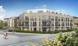 Nieuwbouw Gelijkvloersappartement te koop in Sint-Jans-Molenbeek, Rue De Grand-Bigard 79