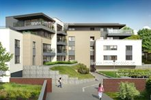 Appartement neufs a vendre à Nivelles