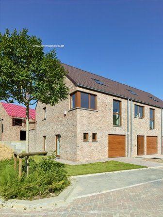 11 Nieuwbouw Huizen te koop Anderlecht