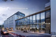 Nieuwbouw Commercieel in Gent, Henri Dunantlaan 150