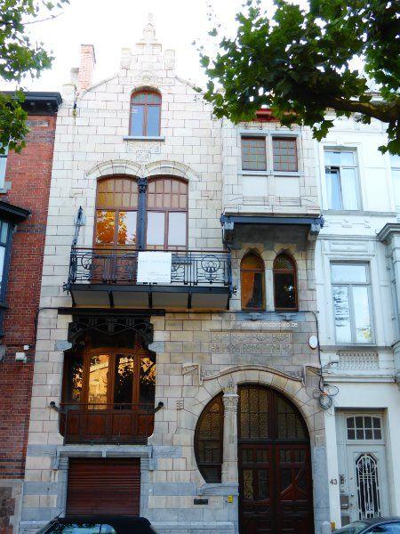 Appartement te huur kunstlaan 41 gent ref 1161816 immo for Appartement te huur gent