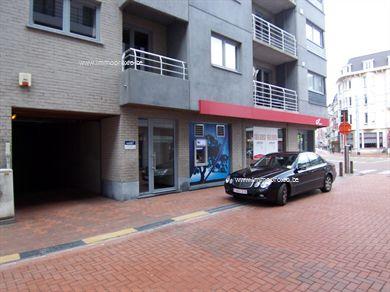 Blankenberge garage te koop