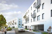 2 Nieuwbouw Appartementen te koop Gentbrugge, Hundelgemsesteenweg 303