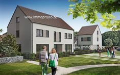 Nieuwbouw Woning te koop in Nijvel, Rue De Prague 28