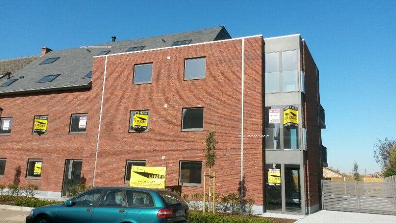 Nieuwbouw Appartement in Zwalm