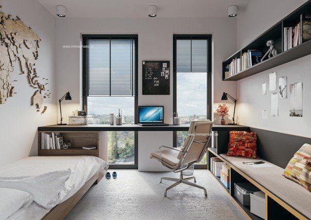 5 Nieuwbouw Appartementen te huur in Kortrijk