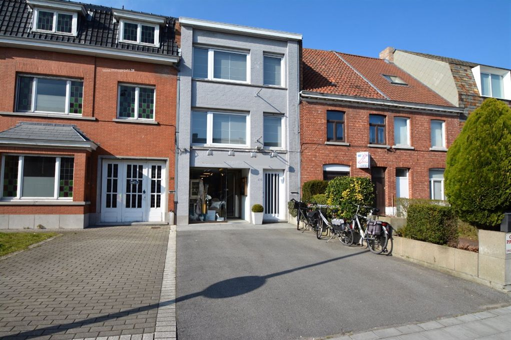 Handelspand in Sint-Andries