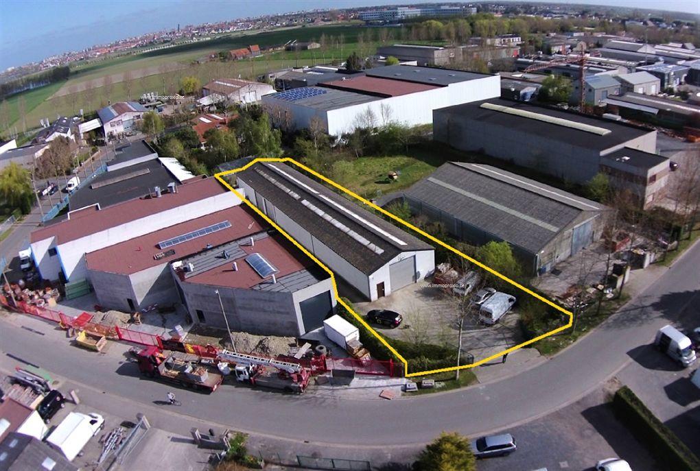 Bedrijfsgebouw te koop in Knokke-Heist