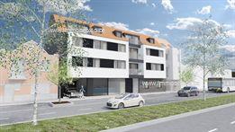 Nieuwbouw Appartement in Knokke-Heist, Natiënlaan 44-46-48 / 21