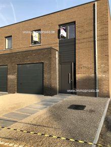 2 Maisons neuves à vendre Oostrozebeke, Leegstraat 180 - 182