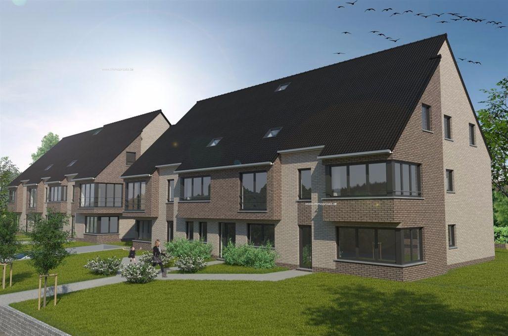 Nieuwbouw Appartement in Itterbeek