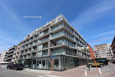Gesloten garagebox in de centrale residentie Lectus I te Nieuwpoort-Bad op verdieping -1.