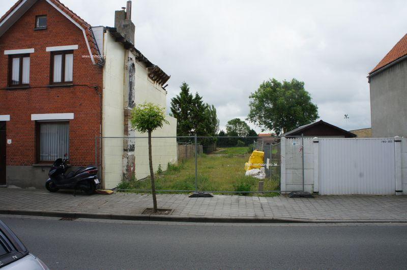 Bouwgrond in Knokke-Heist