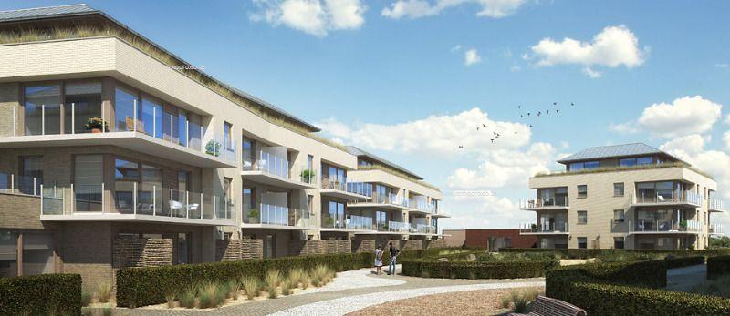 7 Nieuwbouw Appartementen te koop Nieuwpoort