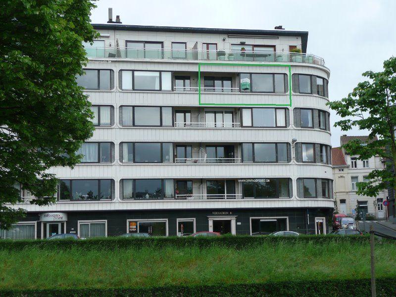 Appartement te huur eedverbondkaai 135 gent ref 1265951 for Appartement te huur gent
