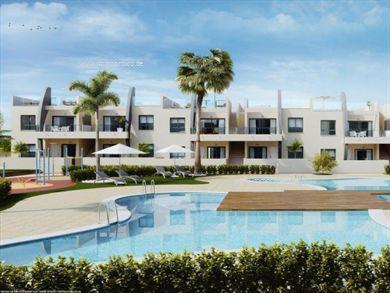 Nieuwbouw Appartement te koop in Mil Palmeras