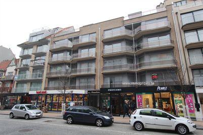 Zéér centraal gelegen garagebox te huur in de residentie Nieuwbries op verdieping -1.