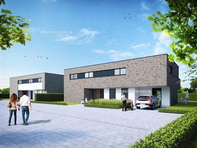 36 Nieuwbouw Huizen te koop Middelkerke