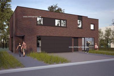 Nieuwbouw Huis te koop in Oudenaarde