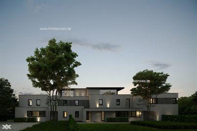3 Nieuwbouw Appartementen te koop Melle