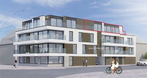 Uniek nieuwbouwproject: Residentie Mazarine  U wenst te investeren in een  appartement  met  TOP ligging ? ...