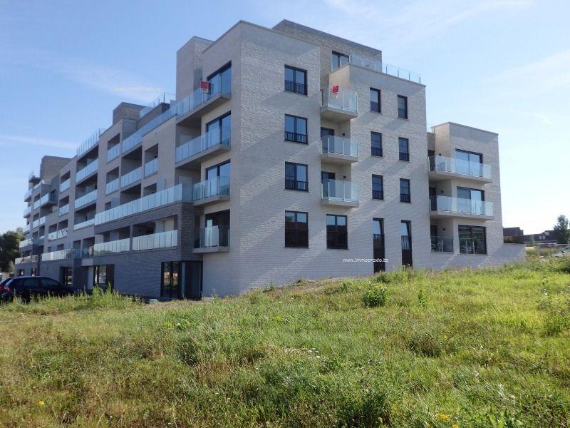 Nieuwbouw Appartement in Harelbeke