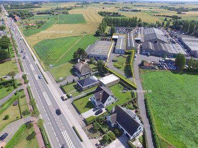 Industrieel te koop Blankenberge