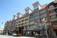 Uitermate gezellig, bemeubeld appartement met 1 slaapkamer en een slaaphoek te huur in de centraal gelegen residentie Gauguin te Nieuwpoort-Bad. Zo...