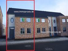 Prachtige nieuwbouwwoning(WONING 1) gelegen op 2 are 12 ca, volledig afgewerkt met degelijke materialen. Ruim van indeling met achtergelegen carpor...