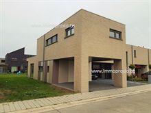 Recente energiezuinige nieuwbouwwoning, E-peil van 29 en EPC van 61.44kWh/m² Halfopen bebouwing van het bouwjaar 2012 voorzien van carport.  Met op...
