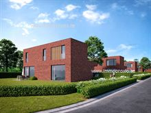 Nieuwbouw Woning in Genk, Burchtstraat 7