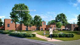 4 Nieuwbouw Huizen te koop Genk, Burchtstraat 11