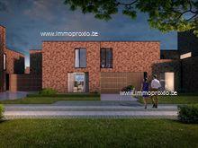 Nieuwbouw Woning in Genk, Burchtstraat 15