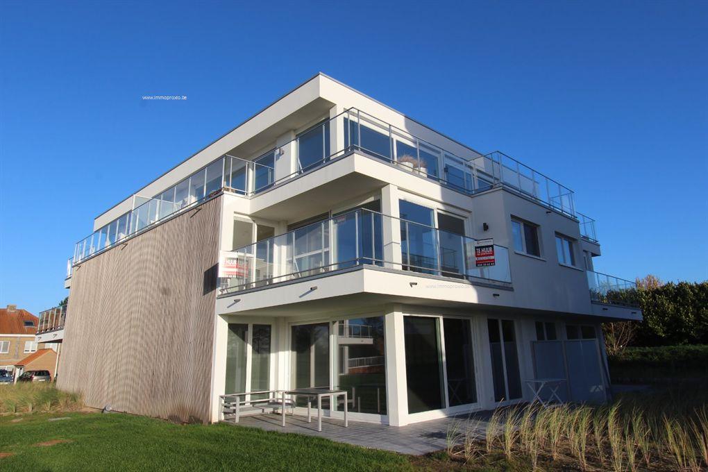Nieuwbouw app 2 slaapkamers verhuurd oude veurnevaart 84 for App te huur