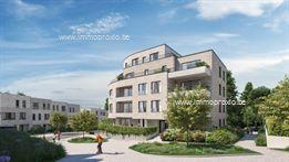 Nieuwbouw Project in Ukkel, Rue Engeland/Av. De La Gazelle