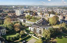 Nieuwbouw Project in Nijvel, Faubourg De Namur