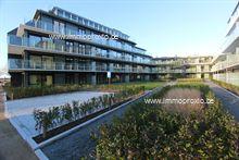 Uitermate gezellig, gelijkvloers nieuwbouwappartement te huur in de Residentie Waterfront te Nieuwpoort-Stad. Gelegen aan de autoluwe Pieter Deswar...
