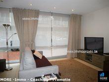 Dit gelijkvloersappartement bevindt zich in een zijstraat van de Dumortierlaan. Het appartement omvat een inkomhall, woonkamer met open, ingerichte...
