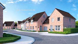 Nieuwbouw Woning in Desselgem, Halewijnstraat 2